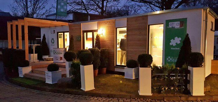 Großes Interesse an LivingCon Modulgebäude