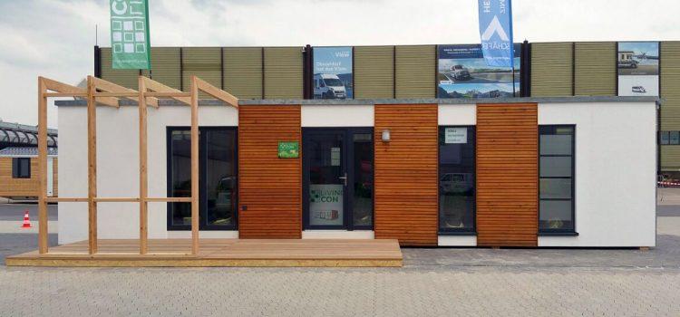LivingCon präsentiert innovatives Ferienheim