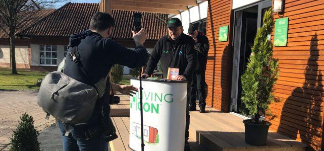 LivingCon erneut Publikumsmagnet auf der PADERBAU