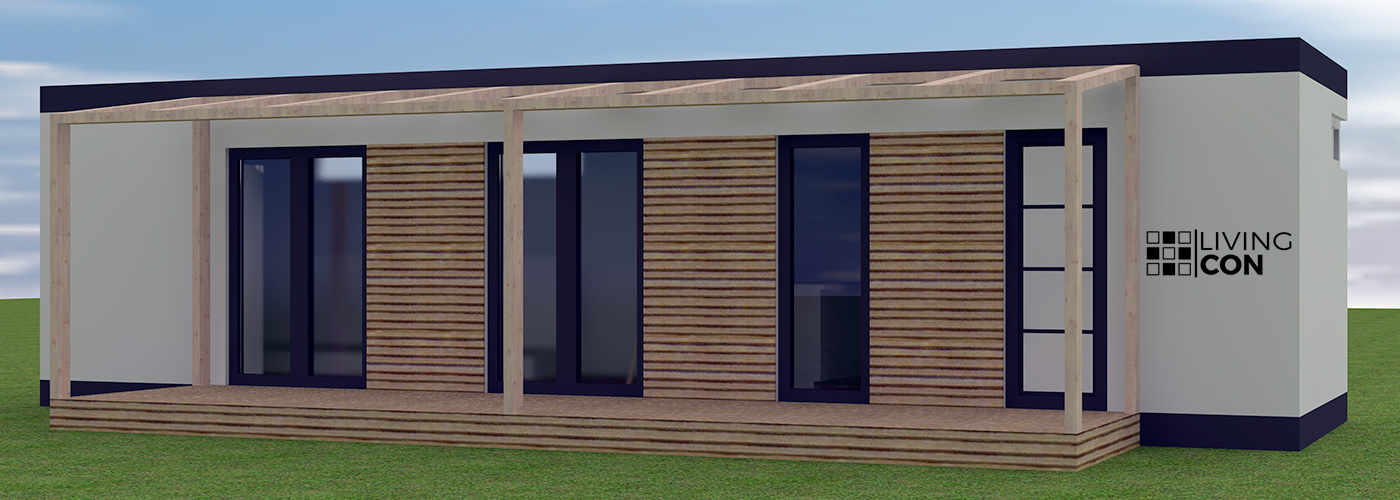 Smart modular timber buildings